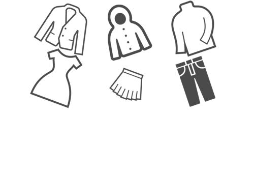 季節の衣替え・衣類の保管に